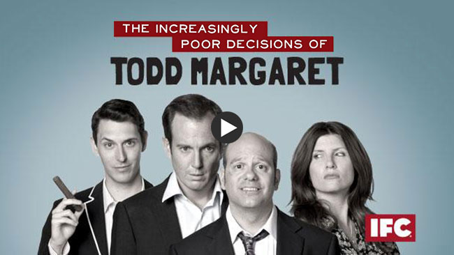 the increasingly poor decisions of todd margaret directed by john hardwick